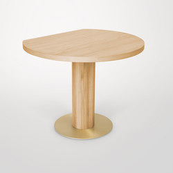 Cut Circle | Cafeteria tables | Atelier Areti