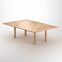 Paralellogram | Tables de restaurant | Atelier Areti