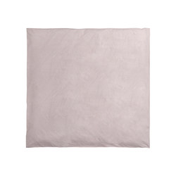 Hush Duvet Cover - Milkyway Dusty Rose 200X200 | Bed covers / sheets | ferm LIVING