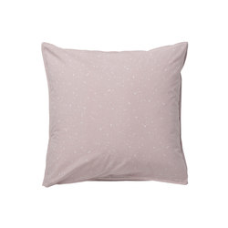 Hush Pillowcase Milkyway Dusty Rose - 80 x 80 | Biancheria da letto | ferm LIVING