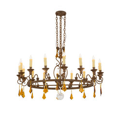 Peak 16 LT Chandelier | Allgemeinbeleuchtung | 2nd Ave Lighting
