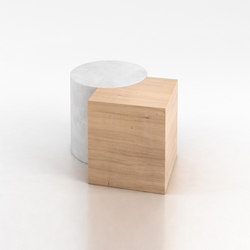 Circle And Square | Coffee tables | Atelier Areti