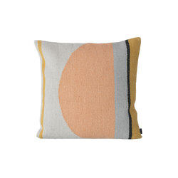 Kelim Cushion - Semicircle | Cushions | ferm LIVING