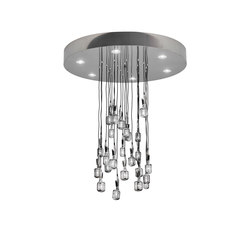 Phonic 24 LT Cascading Pendant | Iluminación general | 2nd Ave Lighting