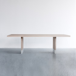 Common dining table | Esstische | Van Rossum
