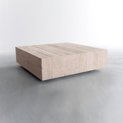 Common coffee table | Tables basses | Van Rossum