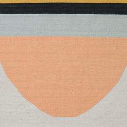 Kelim Rug Large - Semicircle | Tapis / Tapis design | ferm LIVING
