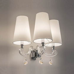Arabian Pearls W3 | Wall lights | Ilfari