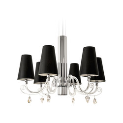 Arabian Pearls H6+1 | Suspended lights | Ilfari