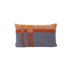 Medley Knit Cushion Small - Dusty Blue | Cushions | ferm LIVING