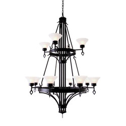 Savino Chandelier | General lighting | 2nd Ave Lighting