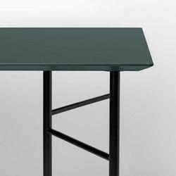 Mingle Table Top - Green Linoleum - 135 cm | Tableros para mesas | ferm LIVING