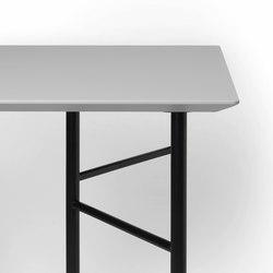 Mingle Table Top - Light Grey Linoleum - 135 cm | Tableros para mesas | ferm LIVING