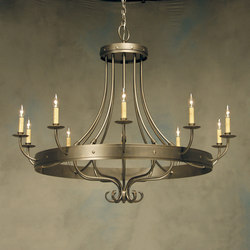 Silvana Chandelier | General lighting | 2nd Ave Lighting
