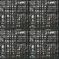 Fap Mosaici Dark Side Cross Silver | Mosaïques | Fap Ceramiche
