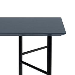 Mingle Table Top - Charcoal - 160 cm | Materials | ferm LIVING