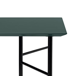 Mingle Table Top - Green - 160 cm | Materials | ferm LIVING