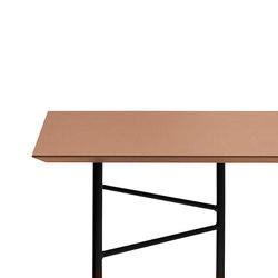 Mingle Table Top - Ochre - 210 cm | Materials | ferm LIVING