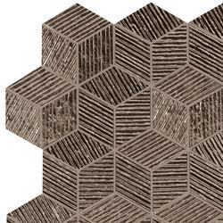 Lumina Glam Caramel Cube Mosaico | Baldosas de cerámica | Fap Ceramiche