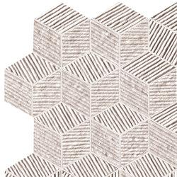 Lumina Glam Pearl Cube Mosaico | Ceramic tiles | Fap Ceramiche