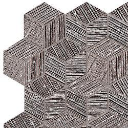 Lumina Glam Silver Cube Mosaico | Piastrelle | Fap Ceramiche