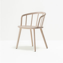 Nym armchair 2835 | Restaurant chairs | PEDRALI