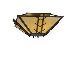 Turk Semi-Flushmount | General lighting | 2nd Ave Lighting