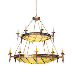 Valencia Chandelier | Illuminazione generale | 2nd Ave Lighting