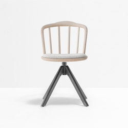 Nym chair 2841 | Restaurant chairs | PEDRALI