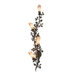 Vinca Vine 4 LT Wall Sconce | Éclairage général | 2nd Ave Lighting