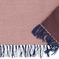 Nomad Rug Large - Rose | Rugs / Designer rugs | ferm LIVING