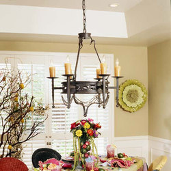 Jasmine Chandelier | General lighting | 2nd Ave Lighting