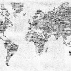 L'Image Du Monde | Revestimientos de paredes / papeles pintados | LONDONART