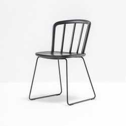 Nym chair 2850 | Restaurant chairs | PEDRALI