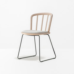 Nym chair 2851 | Restaurant chairs | PEDRALI
