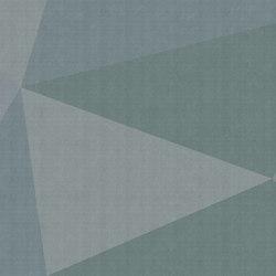 Triangula | Carta parati / tappezzeria | LONDONART
