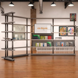 Coolisse | Shelving | Meng Informationstechnik