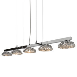 Flowers From Amsterdam H5 | Suspended lights | Ilfari