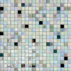 Cromie 15x15 Ferrara | Glass mosaics | Mosaico+