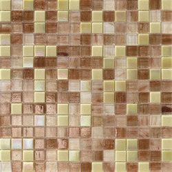 Cromie 20x20 Abu Dhabi | Glass mosaics | Mosaico+