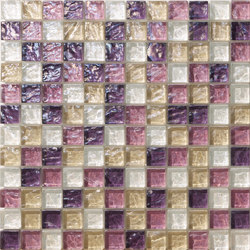Cromie 23x23 Matera | Glass mosaics | Mosaico+