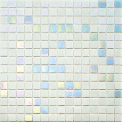 Cromie Aqua 20x20 Bianco Lux | Mosaici vetro | Mosaico+
