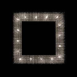 Sky Cycles Square H16 | Suspended lights | Ilfari
