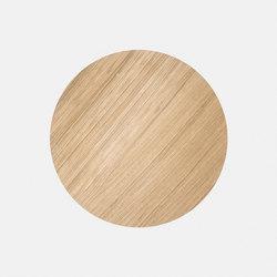 Wire Basket Top Large - Oiled Oak | Matériaux | ferm LIVING