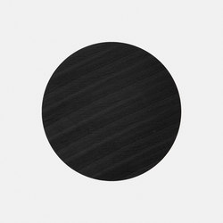 Wire Basket Top Large - Black Oak | Matériaux | ferm LIVING
