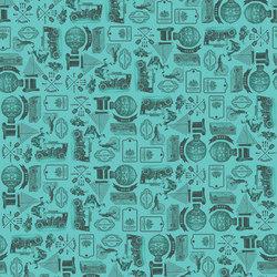 Black Masses | Wall coverings / wallpapers | LONDONART
