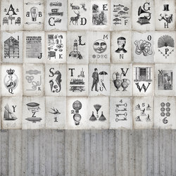 Lose My Mind | Wall coverings / wallpapers | LONDONART