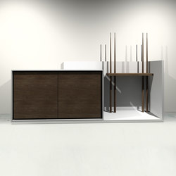 Fusion Sideboard | Buffets / Commodes | Fusiontables
