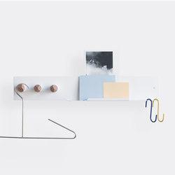 Untitled Pocket Large White   Hook rails   Untitled Story