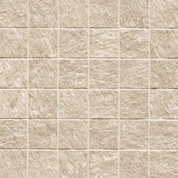 Nord Natural Macromosaico Out | Ceramic mosaics | Fap Ceramiche